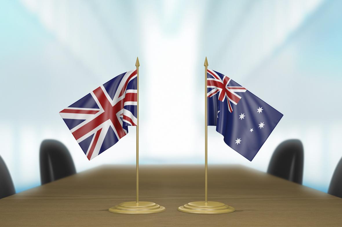 FTA UK Australia